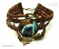 "Браслет Leather Style ""Cosmos"" (11)"